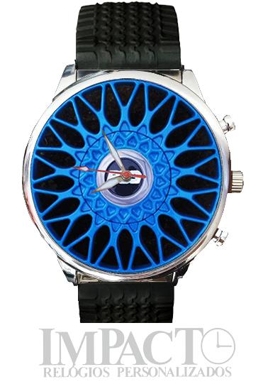 Roda BBS Azul 2905G-B
