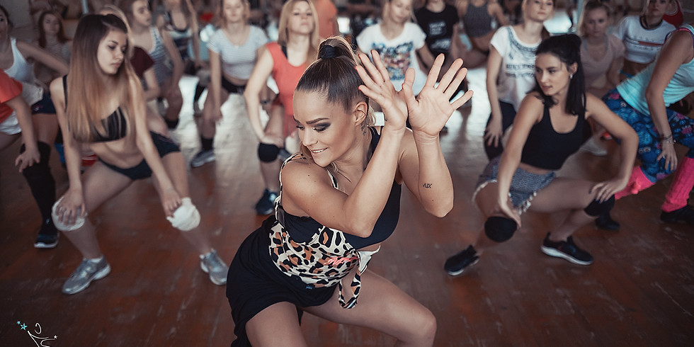 DANCEHALL CHOREO CLASS