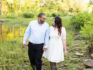 Cassandra + Jamall Engagement