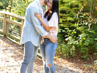 Emily + Dax Engagement