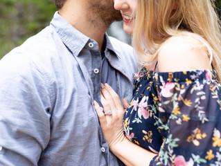 Katelyn + Evan Engagement