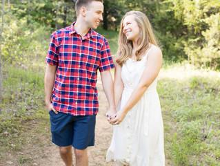 Megan & Seth Engagement
