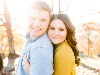 Lindsey + Tanner Engagement