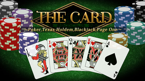 the-card-poker-texas-hold-em-blackjack-a