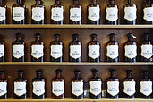 Botellas homeopáticas