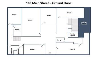 100 main floor layout Aug 23rd ground Fl