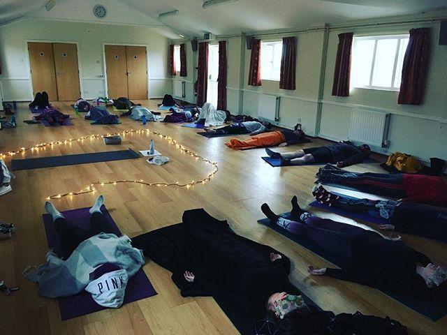 Yoga Nidra - October/November/December