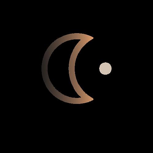 MEDITAÇÃO LUA NOVA em grupo * com orientação astrólogica