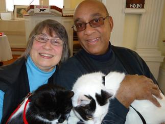 Pets Help Boost Seniors' Health, Study Cites