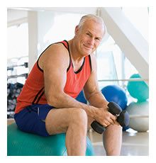 Healthy Lifestyle May Lead to Longer Lifespan for the Elderly