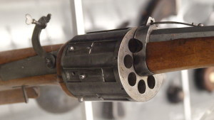 Giving up Guns: Aging Issue Tackled