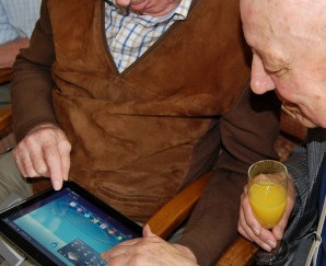 Seniors Not Much into Web Research for Medical Concerns