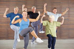 Low Impact Exercises for Better Senior Health