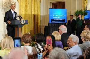 The Future for Senior Americans: White House Conference on Aging Releases Final Report