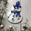 Thumbnail: Snowman - Fused Glass at Home Kit