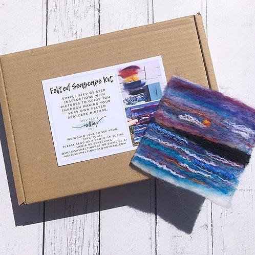 Felted Seascape Kit