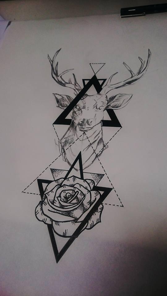 Geometric pointillism pt 2