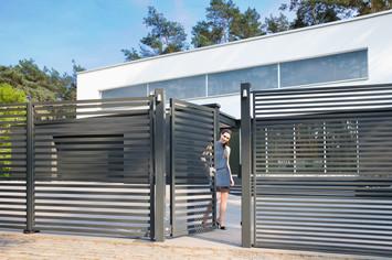 Resident gate type 1