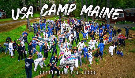 BJJ Globetrotters USA Maine Camp