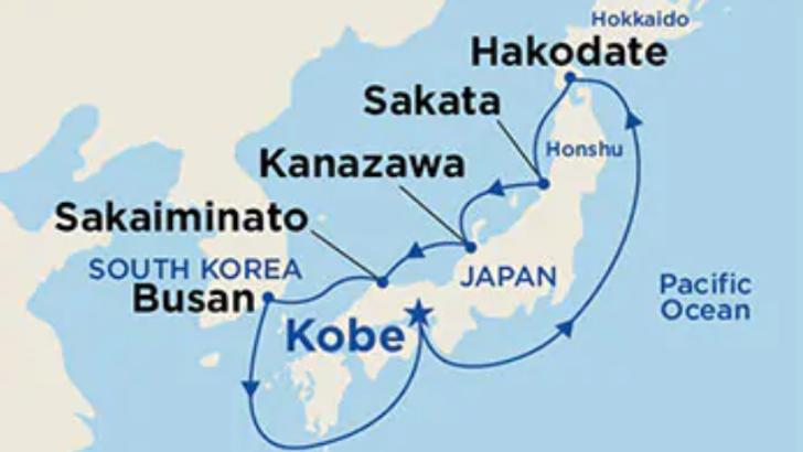 Circle Japan (Cruise)