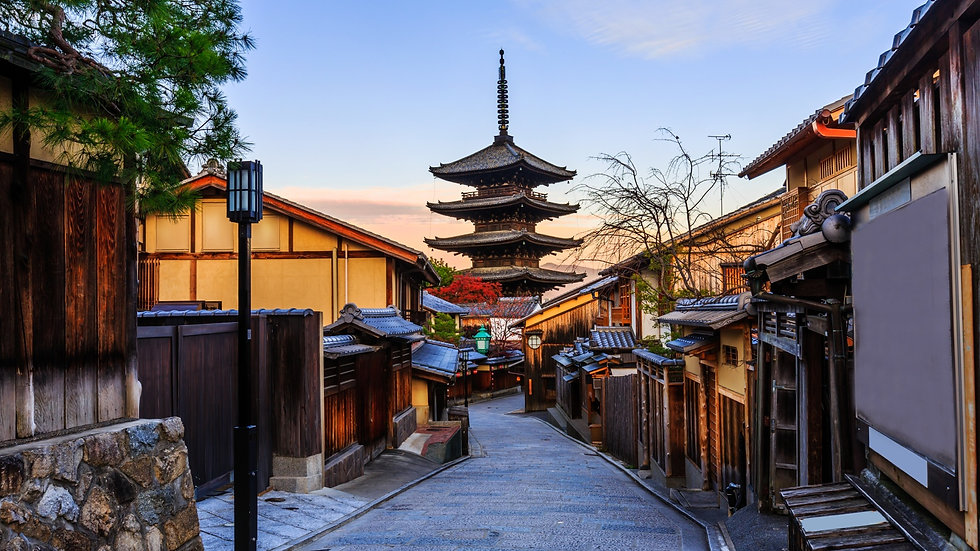 1 Day Bus Tour Classic Kyoto : No Meal Included【EN/CN/KO Audio Guide】