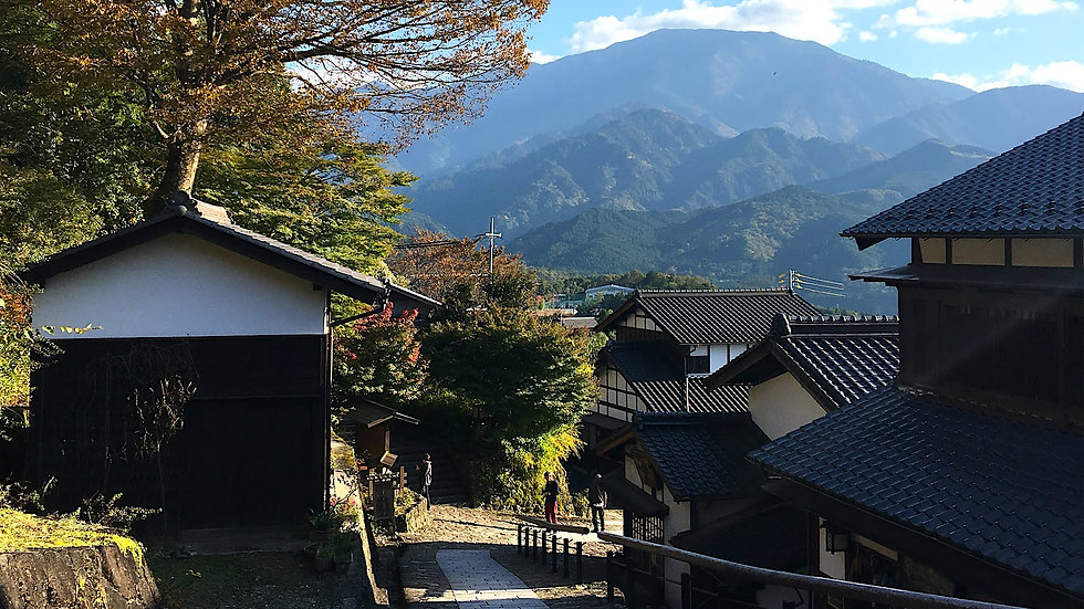 Explore Kiso Valley: Magome - Tsumago Mountain Trail Walk
