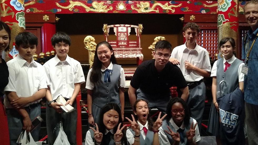Okinawa Youth Exchange Program 2019