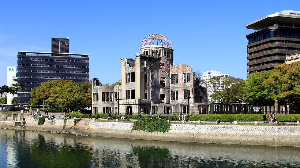 Hiroshima 1 Day Tour (Members)