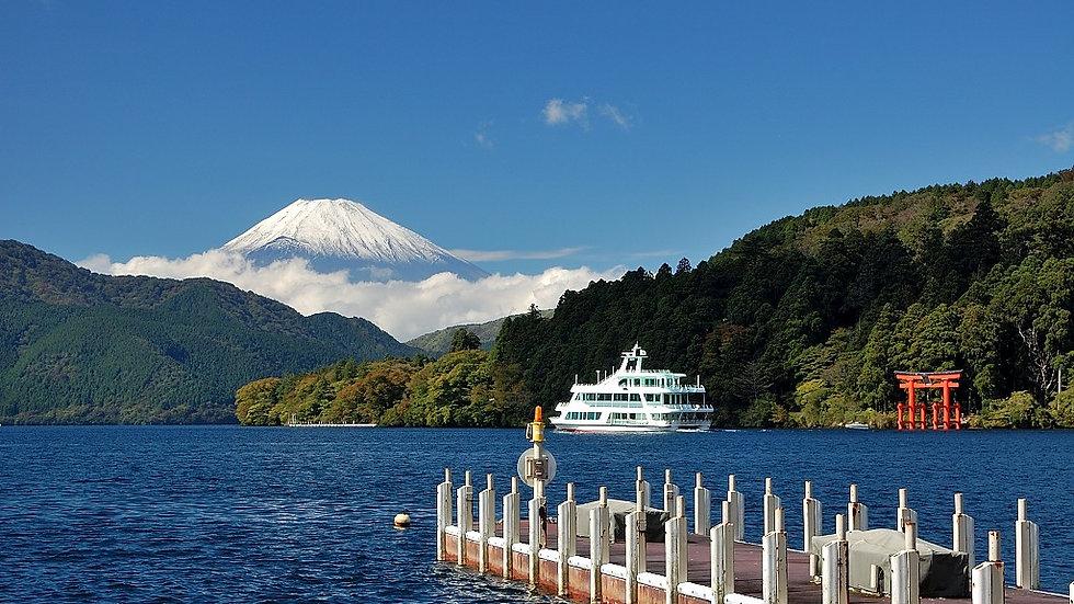 Mt.Fuji and Hakone (return to Tokyo by Motorcoach)