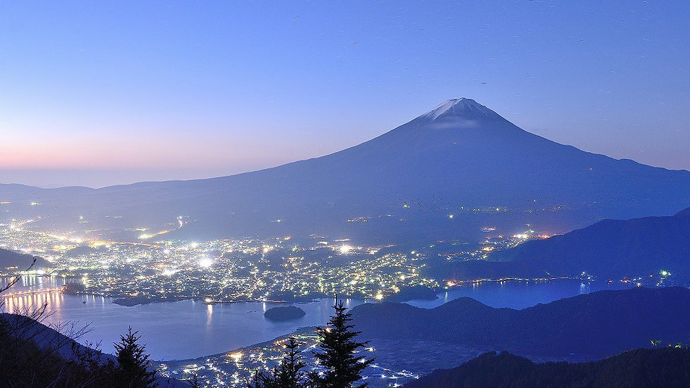 Travel Yourself for 8 Days: Tokyo, Hakone and Kyoto