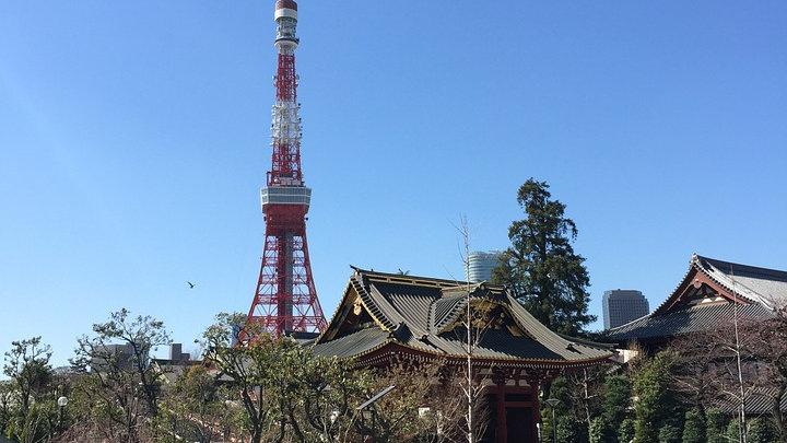 Tokyo+Kyoto 7 Days