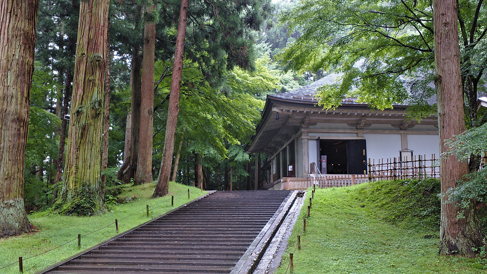 【GROUP TRAVEL】Unexplored Legacy - Discover Iwate Prefecture (Tohoku) 7 Days