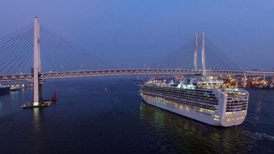 【Princess Cruises】10-Night Circle Japan with Nebuta & Summer Festivals