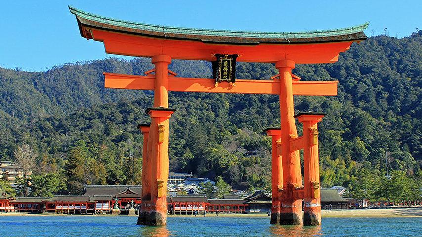 Full day Hiroshima & Miyajima Tour