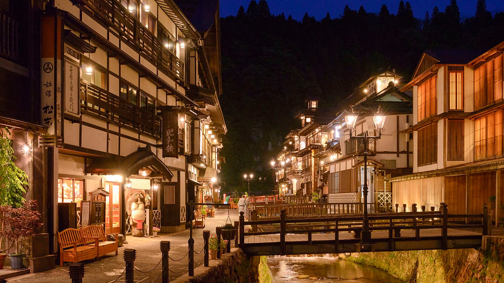 Rediscovery Japan - Arcadia in hidden Yamagata tour