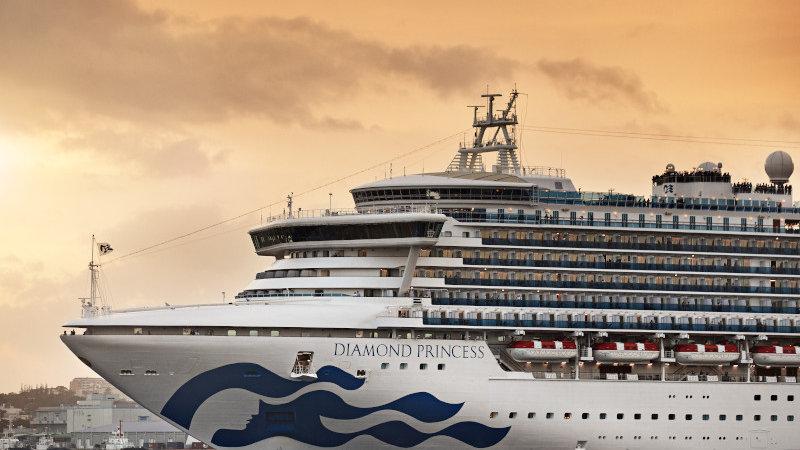 【Princess Cruises】9-Night Sea of Japan, Round Trip from Tokyo, Japan