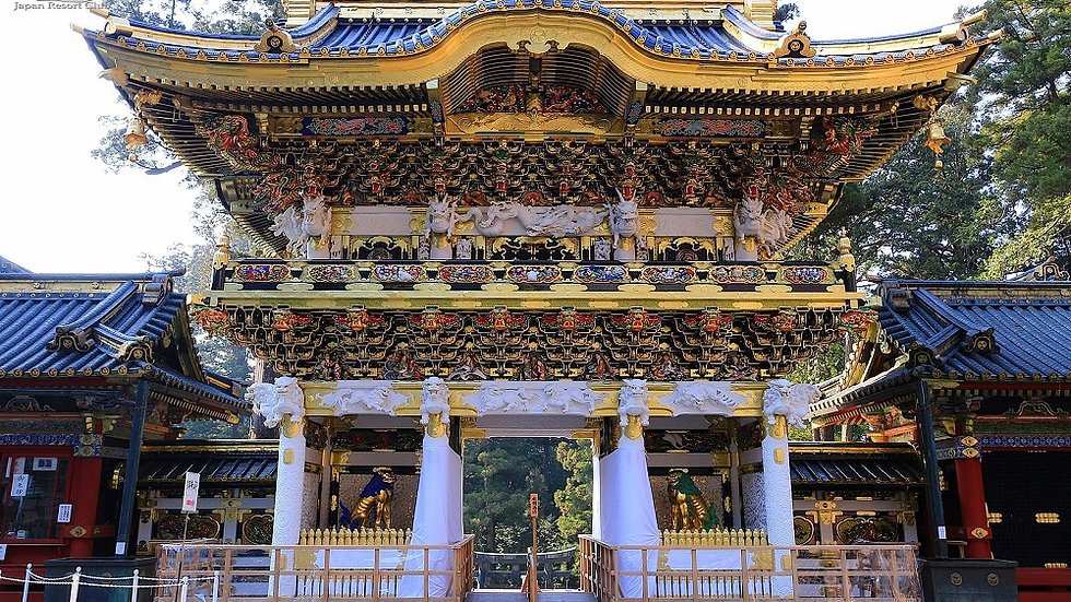 Full day Nikko Ninja Tour
