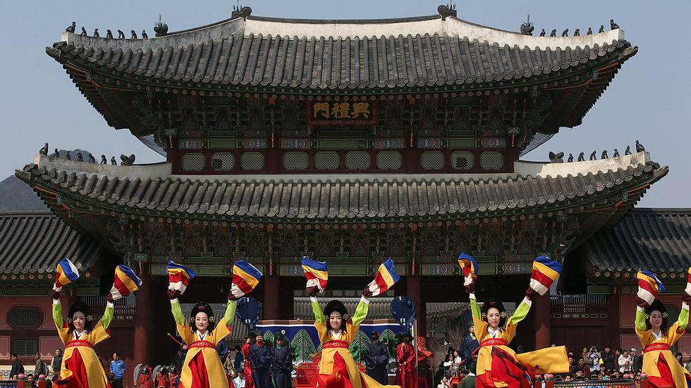 Gyeongbokgung Palace & Gangnam City 1 Day