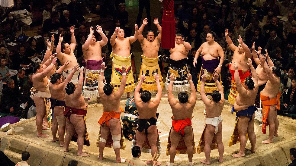 Sumo Tour: Tokyo Tournament