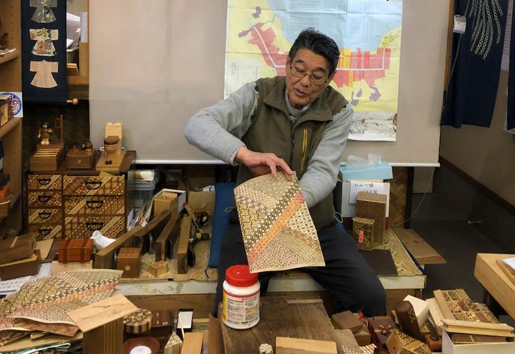 9.Yosegi Zaiku, Wooden Mosaic Work.jpg