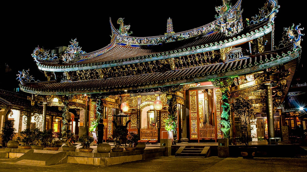 Cultural Taiwan 5Days 4nights