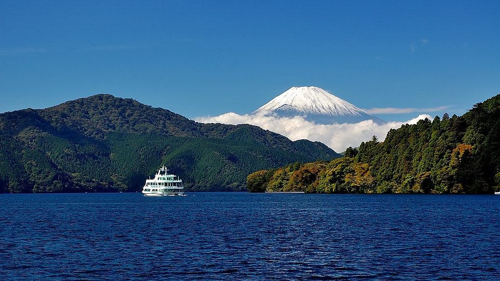 Mt.Fuji and Hakone with Taxi service to Hakone Hotels & Ryokan
