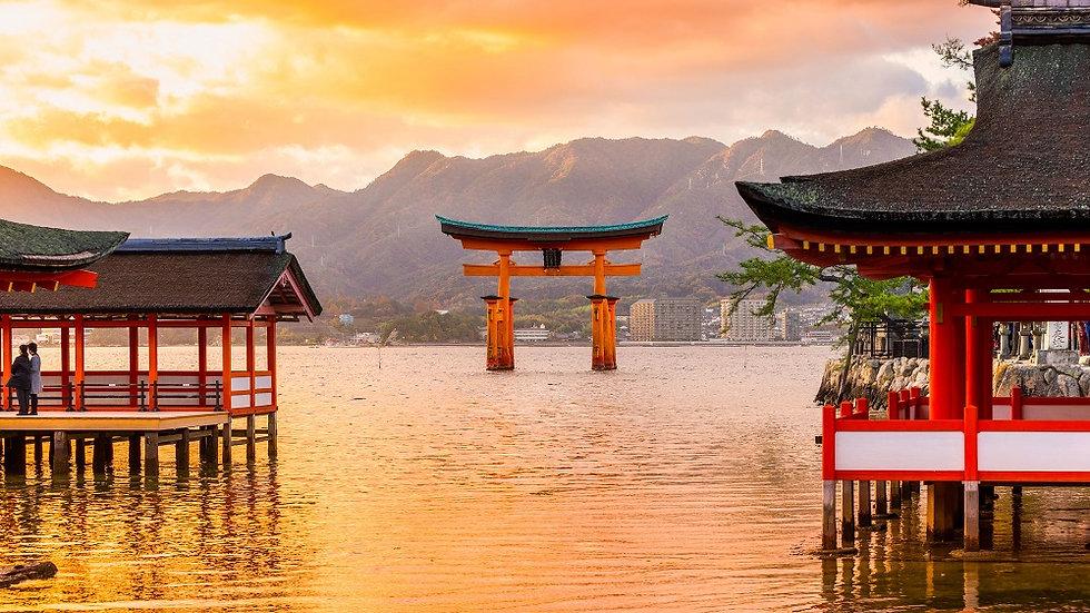 2 Day Hiroshima Kuirashiki Tour