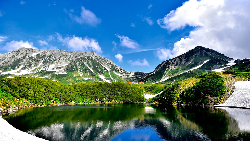 5-Days Alpine-Takayama-Matsumoto : TRAIN+BUS+HOTEL package <Non-Japanese Only>