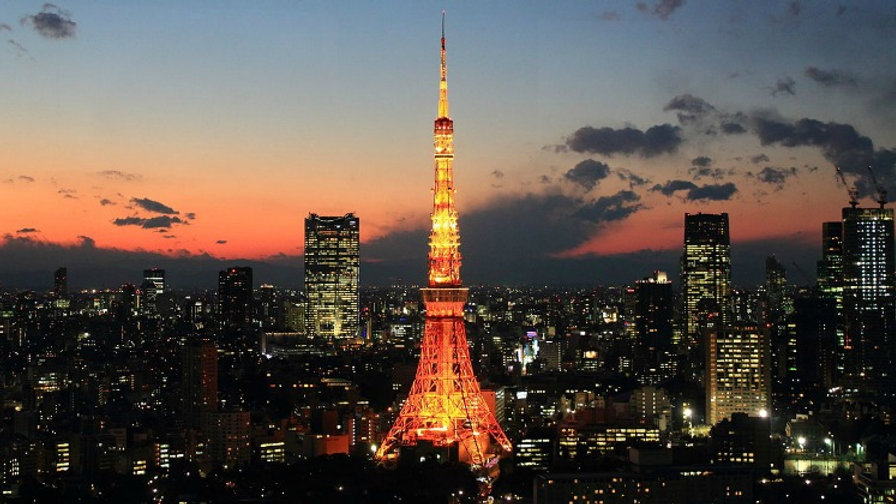 Tokyo+Hakone+Kyoto 9 Days