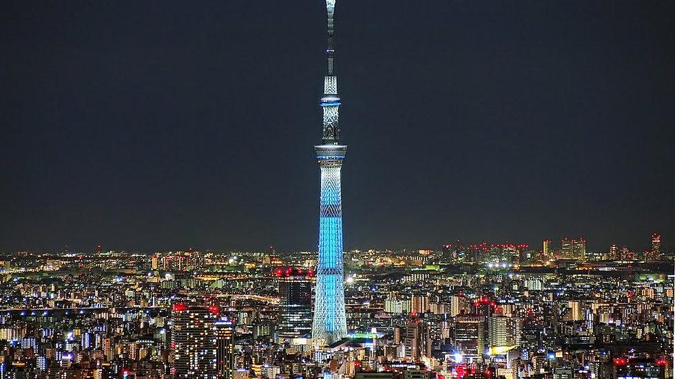 Tokyo Skytree Tembo Deck & Asakusa Tour