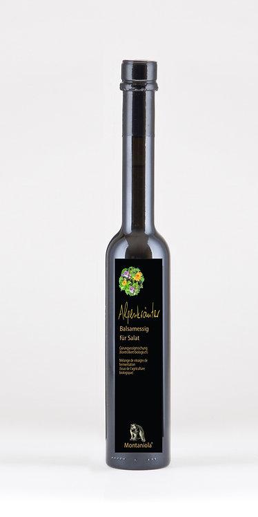 Alpenkräuter-Balsamessig für Salat Bio 500 ml