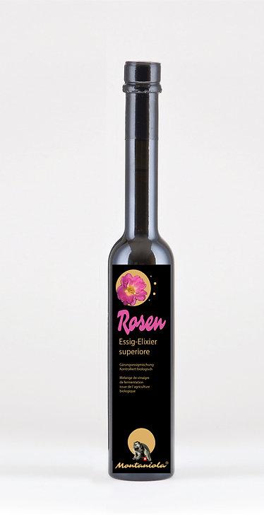 Rosen-Essigelixier superiore  250 ml