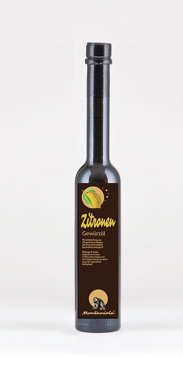 Zitronengewürzöl Bio 250 ml