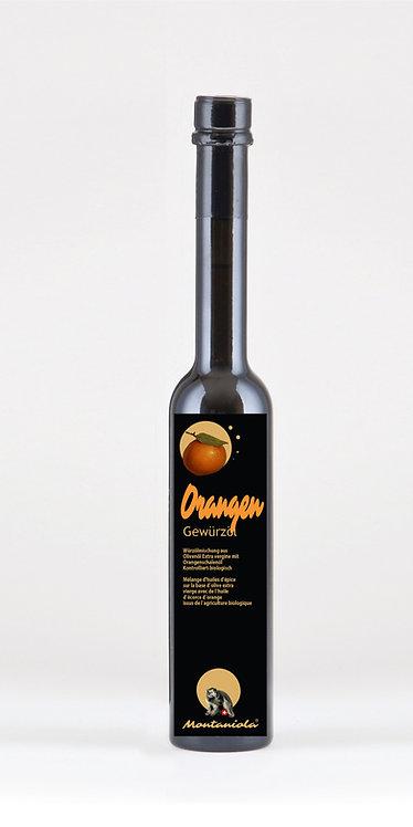 Orangen-Gewürzöl Bio 100 ml